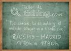 Taller Tiching Madrid 3 | Tiching