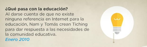 La Historia de Tiching
