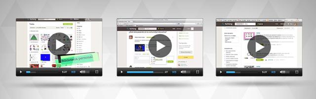 videos usuarios   Tiching
