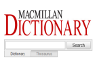 Macmillan Dictionary | Recurso educativo 34392