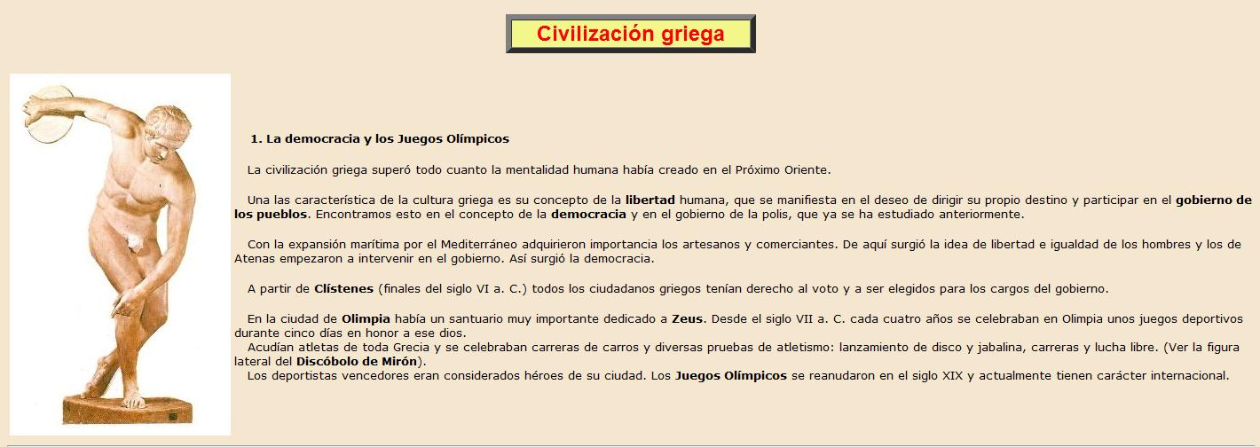 civilizaci n griega recurso educativo 37670 tiching