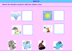 Clothes and weather | Recurso educativo 38920