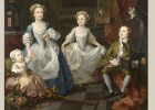 Painting: The Graham Children, 1742 | Recurso educativo 39549