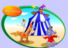 Let's all go to the circus today | Recurso educativo 40690