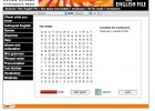 The media wordsearch | Recurso educativo 41650