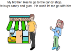 Coins for Candy | Recurso educativo 41984