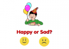 Happy or sad? | Recurso educativo 45492