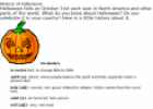 History of Halloween | Recurso educativo 56231