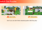 Switch Zoo Puzzles | Recurso educativo 17050