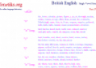 Vowel sounds (British English) | Recurso educativo 24084