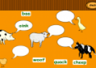 Animal sounds | Recurso educativo 25427