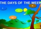 hunting game: The days of the week | Recurso educativo 2876