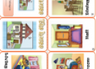 Rooms in the house | Recurso educativo 61998