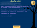 Create your own story: Spooky night | Recurso educativo 7350