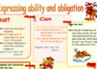 Ability and obligation | Recurso educativo 62297