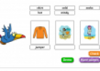 Clothes and weather | Recurso educativo 65069