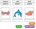 Sea life | Recurso educativo 65229