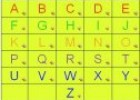 Alphabet | Recurso educativo 65901