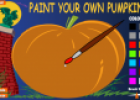 Paint your pumpkin | Recurso educativo 69281