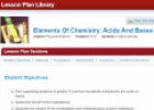 Elements of chemistry: Acids and bases | Recurso educativo 69754