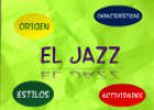 El jazz | Recurso educativo 78762