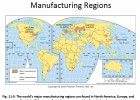 World industrial regions | Recurso educativo 89782