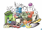 Vocabulario sobre los alimentos | Recurso educativo 495210