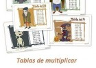 Tablas de multiplicar monstruosas - Educapeques | Recurso educativo 677709