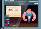 Online game - Forces that affect strength | Recurso educativo 679127