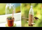 20 ways to recycle plastic bottles | Recurso educativo 769200