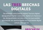¿Qué Es La Brecha Digital? - El Visitante Digital | Recurso educativo 780552